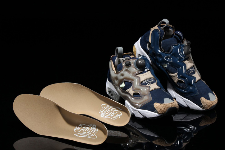 "Photo04 - Reebok INSTA PUMP FURY OG ""20th Anniversary"" 「FOOTPATROL」"