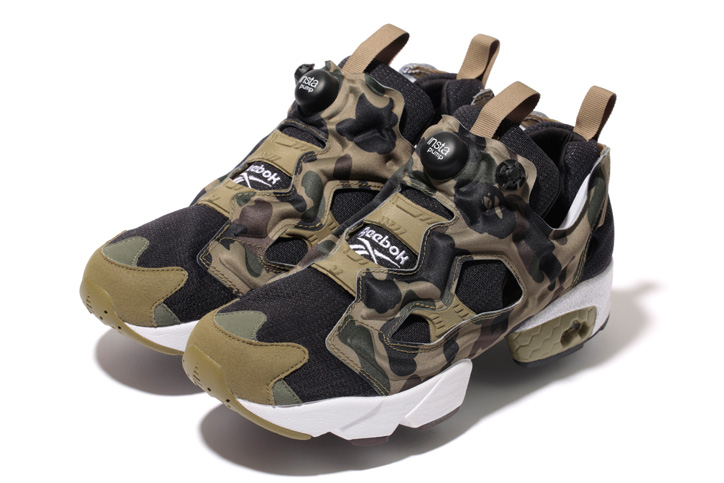 "Photo04 - Reebok INSTA PUMP FURY OG ""A BATHING APE® x mita sneakers"" が発売"