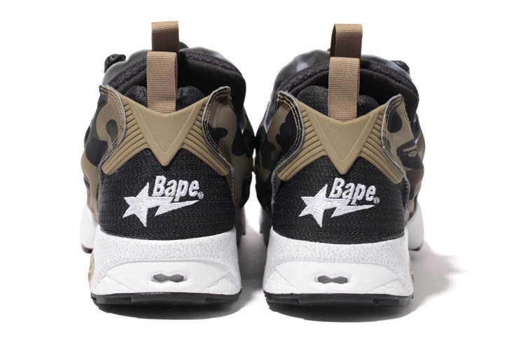 "Photo05 - Reebok INSTA PUMP FURY OG ""A BATHING APE® x mita sneakers"" が発売"