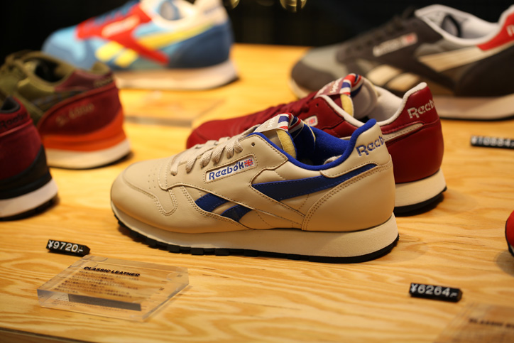 Photo08 - 「Reebok CLASSIC」 POP UP at JOURNAL STANDARD