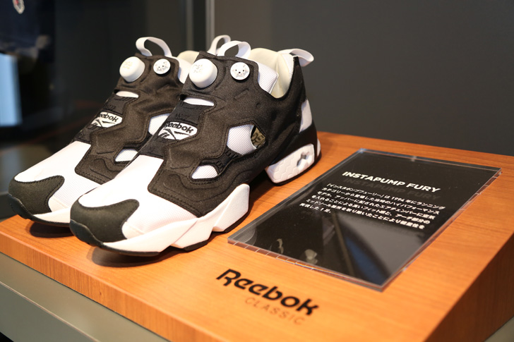 Photo08 - Reebok CLASSIC初の直営店が原宿キャットストリートにオープン