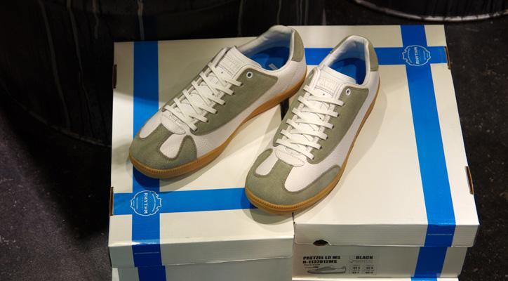 Photo03 - mita sneakers x RHYTHM FOOTWEAR PRETZEL-LO MS