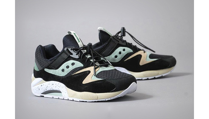 Photo01 - Sneaker Freaker x Saucony Grid 9000