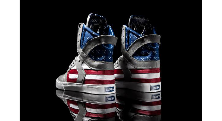 "Photo03 - SUPRA SKYTOP II ""FLAG"" PACK"
