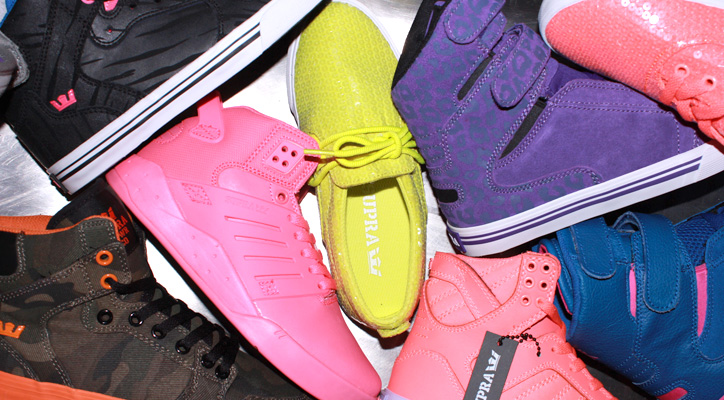 Photo01 - Supra Footwear for Women Fall 2012