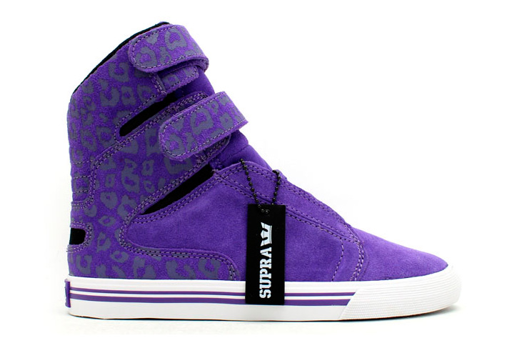 Photo10 - Supra Footwear for Women Fall 2012