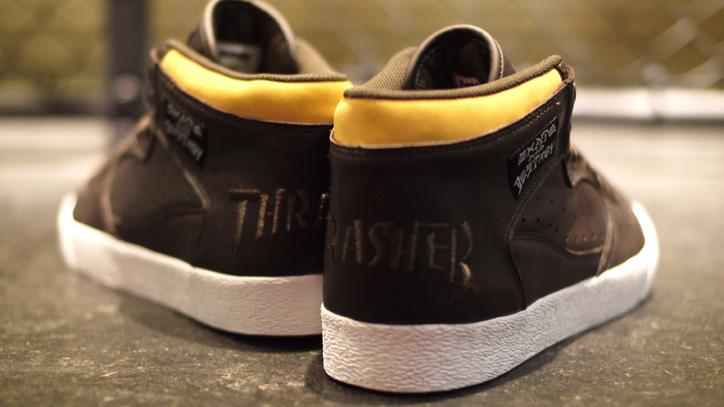 Photo05 - CLUCT x mita sneakers x THRASHER BUCHANAN DOG
