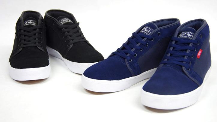 Photo04 - CLUCT x mita sneakers x THRASHER ROCKAWAY