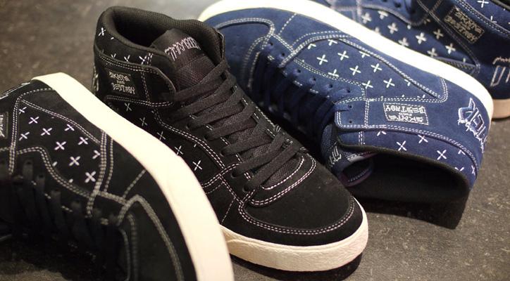 Photo01 - mita sneakers x KICKS LAB. x THRASHER BUCHANAN DOG