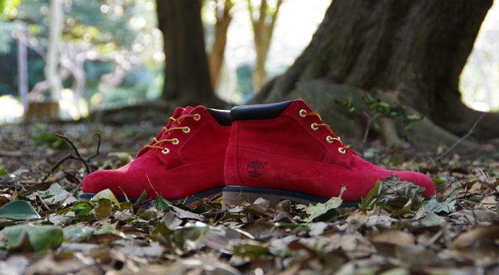 Photo01 - Kinetics x Timberland 4Eyeret Chukka Boots