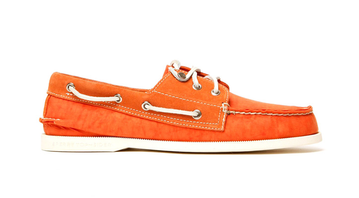 Photo01 - Band of Outsiders x Sperry Top-Sider 3-Eye Boat Shoe