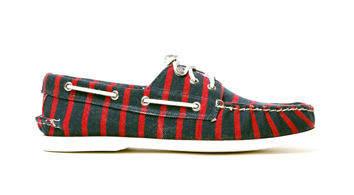 Photo04 - Band of Outsiders x Sperry Top-Sider 3-Eye Boat Shoe