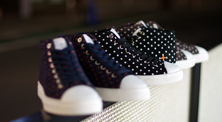 Photo01 - UBIQ x HEAD PORTER PLUS Standard Dot