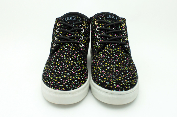 Photo03 - Kinetics x atmos girls x UBIQ FATIMA MID Black Multi Drip