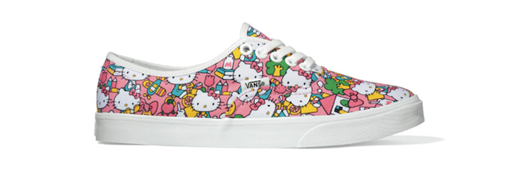 "Photo06 - SANRIO x VANS ""HELLO KITTY"" PACK"