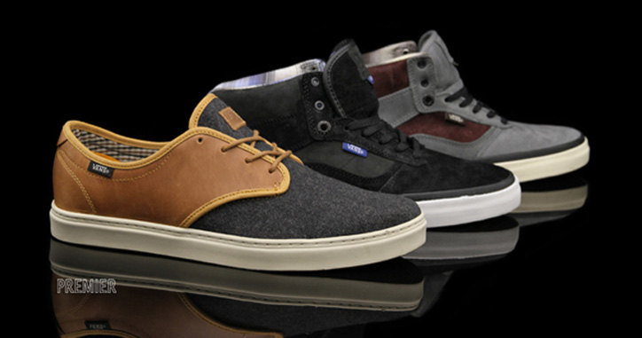 Photo01 - VANS OTW NOVEMBER 2011 COLLECTION