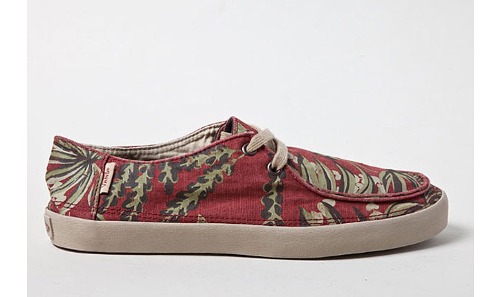 "Photo02 - Vans Rata Vulc ""Hawaii"""