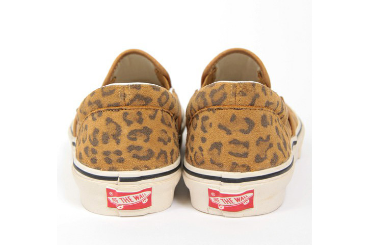 Photo04 - BEAUTY&YOUTH x VANS Leopard Slip-On
