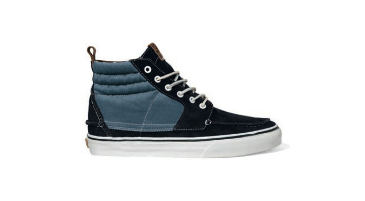 Photo02 - VANS CALIFORNIA SK8 HI BOAT