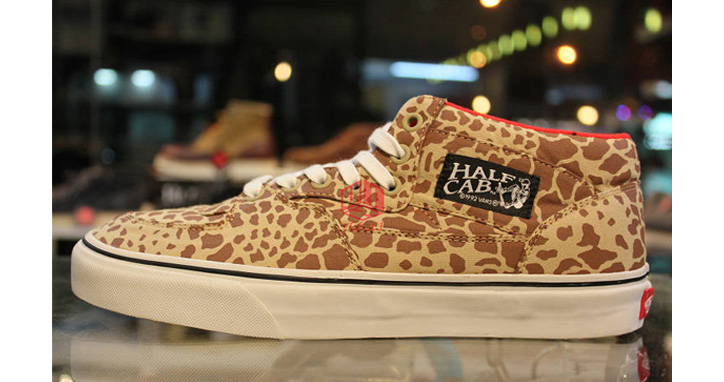 "Photo01 - SUPREME x VANS HALF CAB ""GIRAFFE"" PACK"