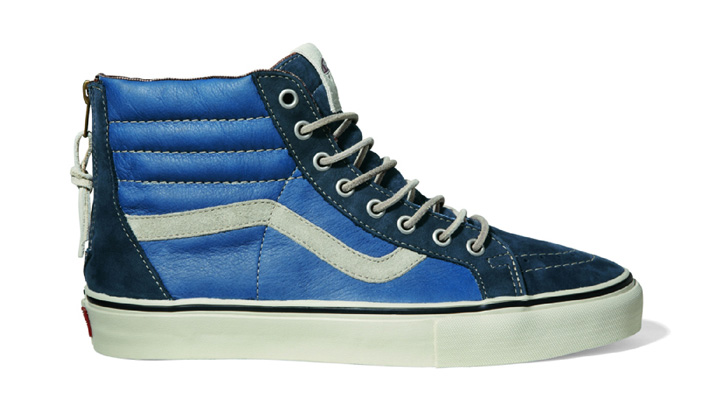 Photo01 - Vans Vault Spring 2012 Sk8-Hi Zip LX