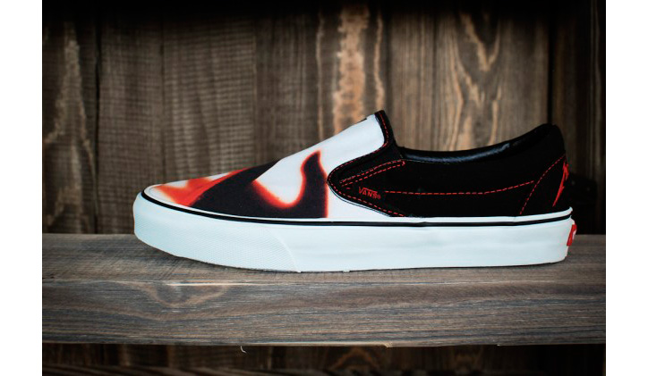 "Photo02 - Vans x Metallica ""Kill Em All"" Sk8-Hi & Slip-on"