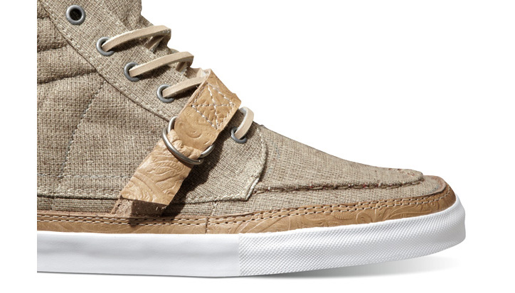 Photo03 - Vans Vault Fall 2012 Sk8-Hi Boat Strap LX