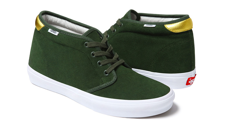 Photo06 - Supreme x Vans 2012 Fall/Winter Collection