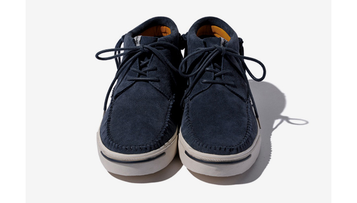 Photo02 - SOPHNET. x visvim 2011 Fall/Winter Footwear