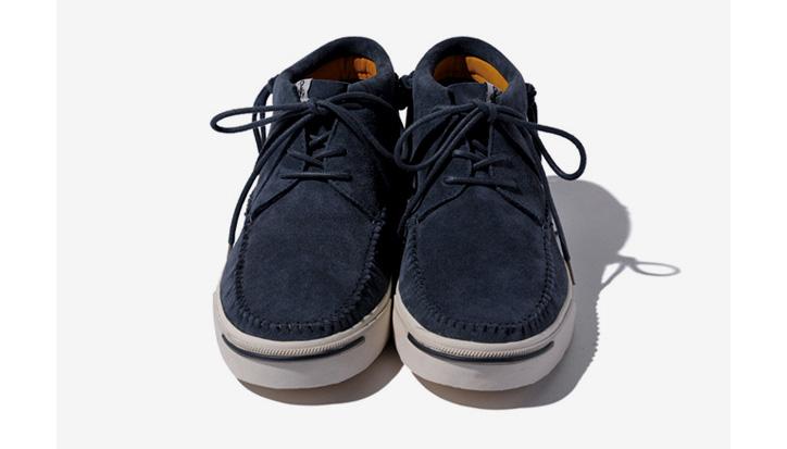 Photo02 - SOPHNET. x visvim 2011 Fall/Winter Footwear