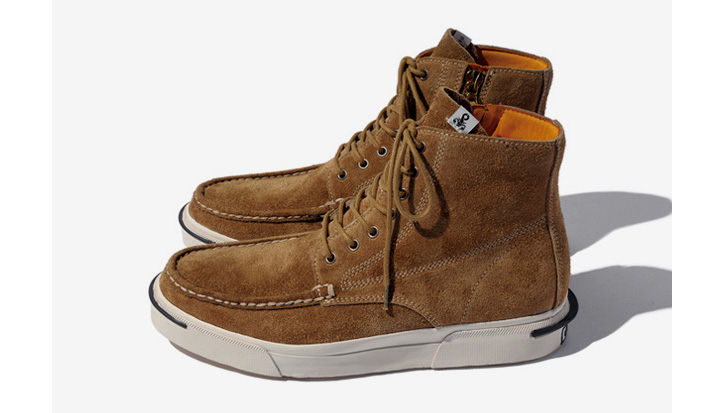 Photo03 - SOPHNET. x visvim 2011 Fall/Winter Footwear