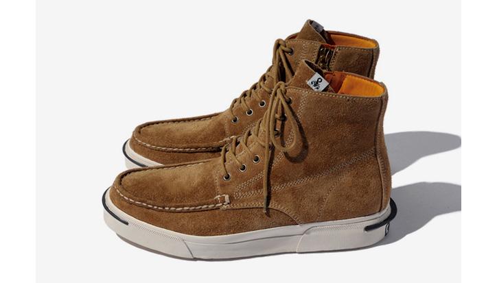 Photo03 - SOPHNET. x visvim 2011 Fall/Winter Footwear