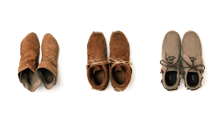 Photo01 - visvim Study and Practice Exhibition