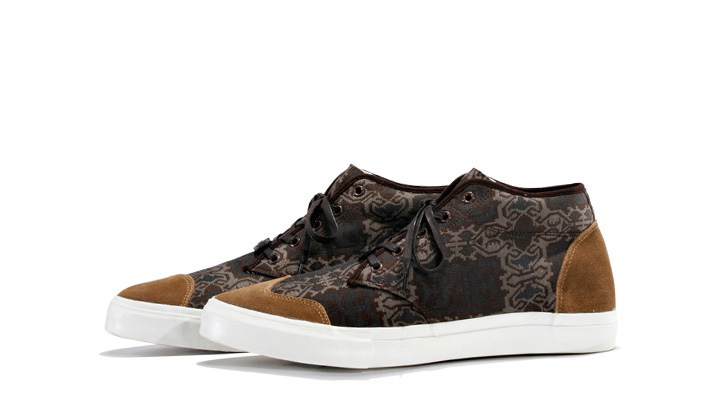 Photo08 - White Mountaineering 2012 Spring/Summer Footwear Collection