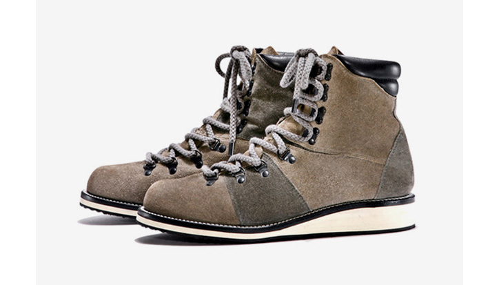 Photo01 - White Mountaineering 2011 Fall/Winter Footwear