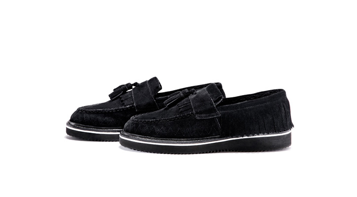 Photo02 - White Mountaineering 'Loretan' Tassle Loafer