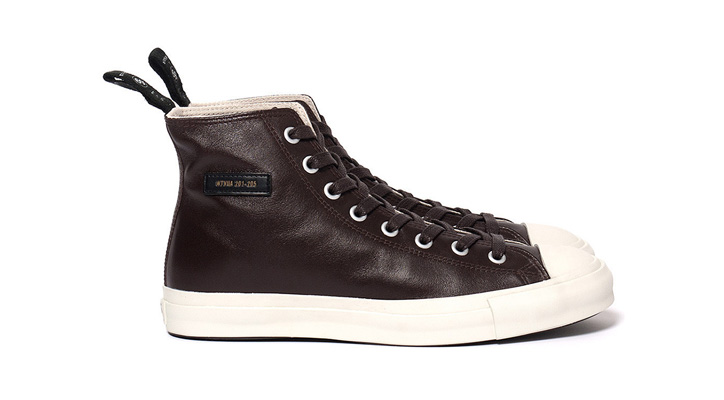 Photo01 - WTAPS 2012 Fall/Winter Leather Sneakers