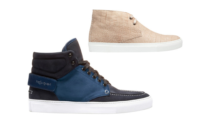 Photo01 - Yves Saint Laurent Spring/Summer 2011 Sneaker Collection