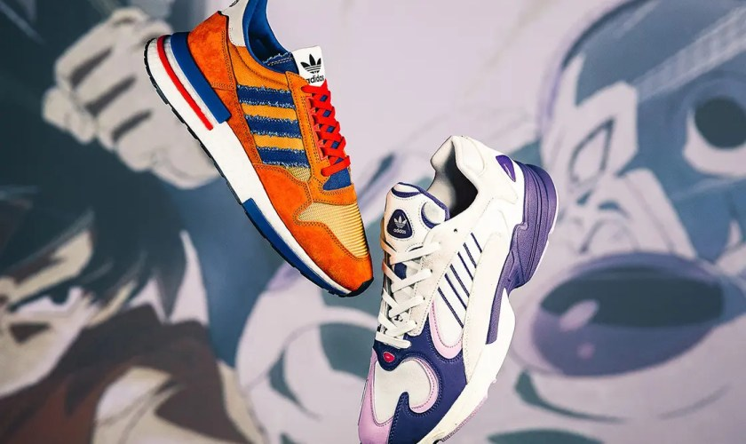 Adidas Originals x Dragon Ball Z 1