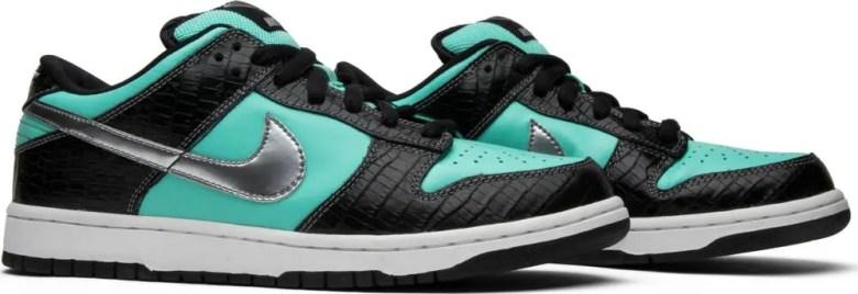 Tiffany Dunk Nike SB Diamond Supply Co.