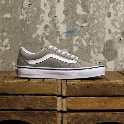 9510e906954c7f  Vans Old Skool – Desert Taupe True White (VN0A38G1U63) – バンズ オールドスクール デザート  トープ