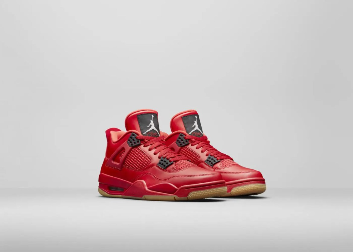 Air Jordan IV NRG Fire Red AV3914-600