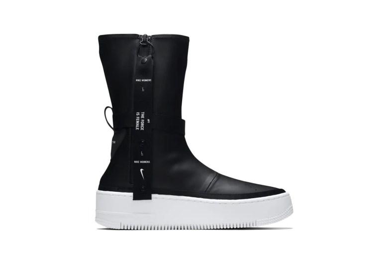 Nike-Air-Force-1-Sage-Hi-Black-Boot-4