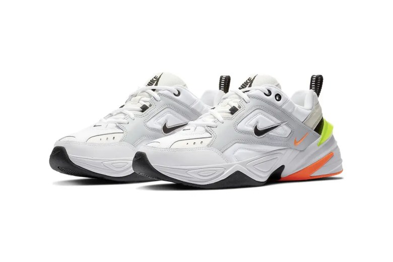 Nike's Newest M2K Tekno Gets the Neon Treatment1