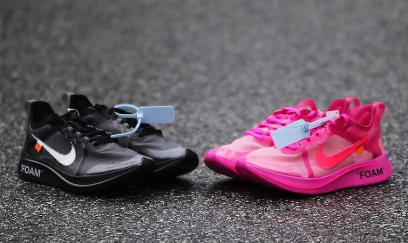 Off-White-x-Nike-Zoom-Fly-Black-Pink