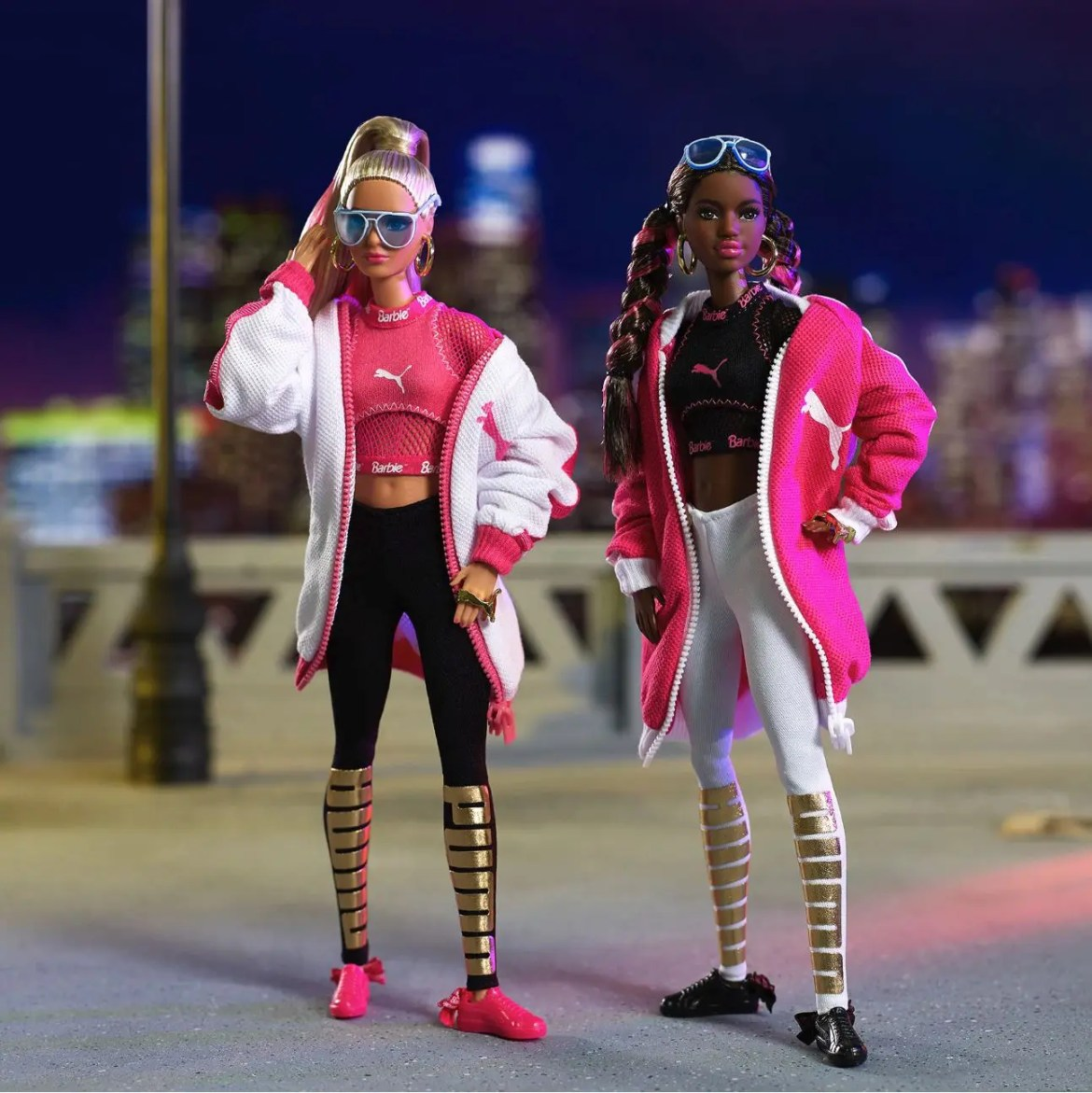 Barbie x PUMA Unveil an Exclusive Doll Set for the Suede Sneaker 50th Anniversary