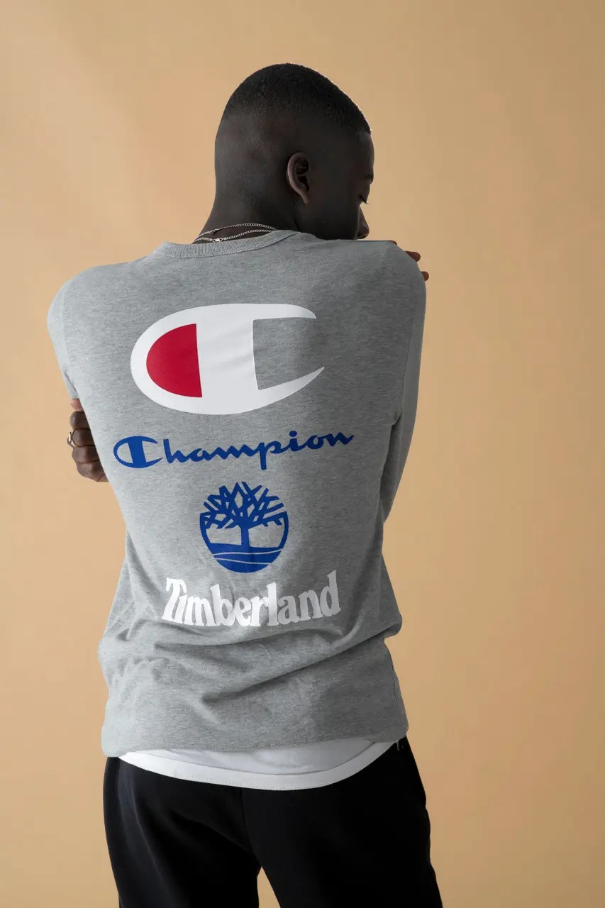 timberland champion collab