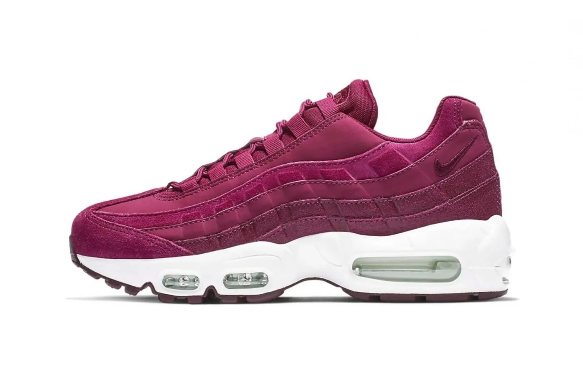 Nike Air Max 95 Premium Contrast True Berry-01