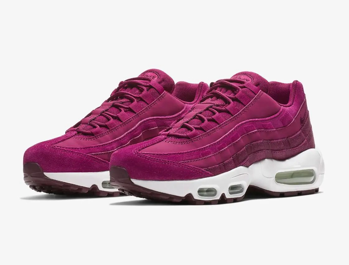 Nike Air Max 95 Premium Contrast True Berry-03