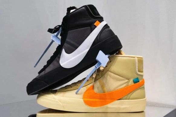 "UPDATE:Off-White™ x Nike による次作コラボ Blazer ""Spooky Pack"" に新たな発売日情報が浮上"